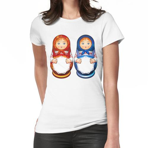 Matryoshka Puppen Frauen T-Shirt