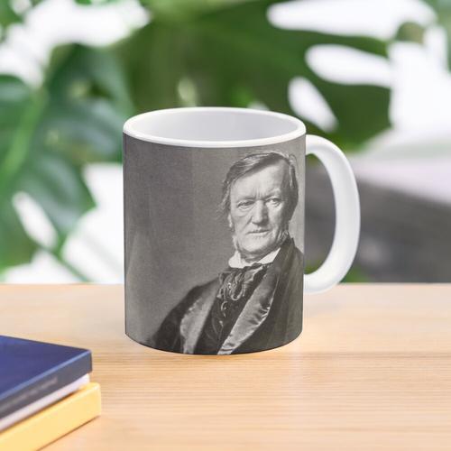 Richard Wagner 1871 Mug