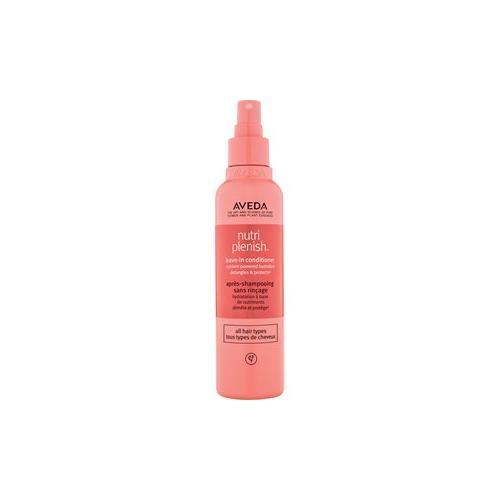 Aveda Hair Care Conditioner Nutri Plenish Leave-in Conditioner 200 ml