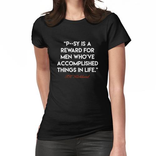 TK Kirkland Zitat Tee 1 - TK Kirkland Merch Frauen T-Shirt
