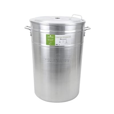 Cuiseur en aluminium 24 bocaux 1L Le Pratique