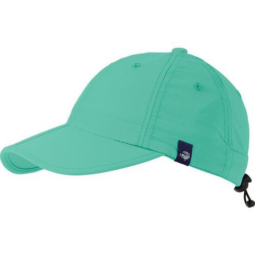 Taschen-Baseballkappe, grün, Gr. 50/52