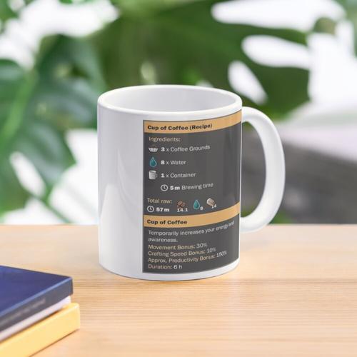 Tasse Kaffee (Rezept) Tasse