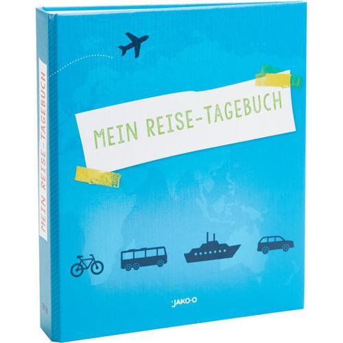 JAKO-O Reisetagebuch, türkis