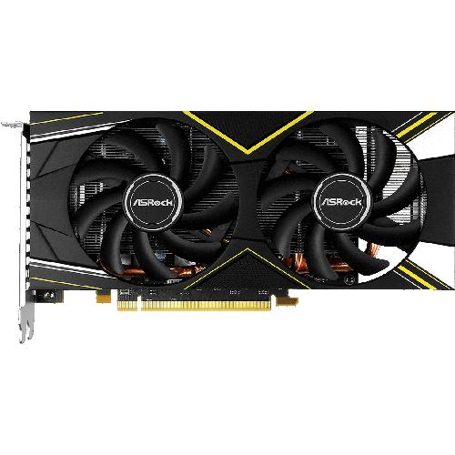 AsRock Radeon RX 5500 XT Challenger D 8G OC (8GB), Grafikkarte