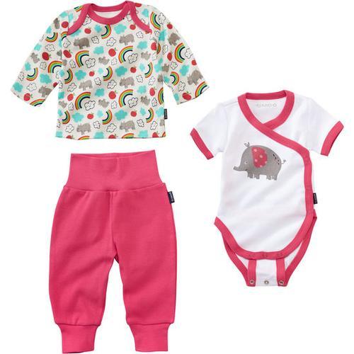 Newborn-Set, pink, Gr. 62