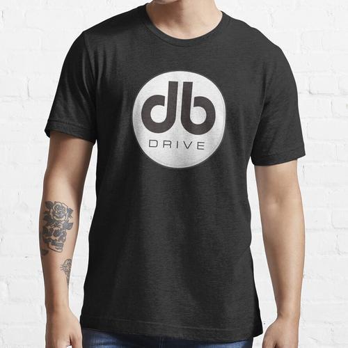 DB-Laufwerk DB-Laufwerk DB-Laufwerk Essential T-Shirt