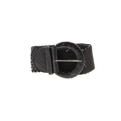 Rampage Belt: Black Solid Access...