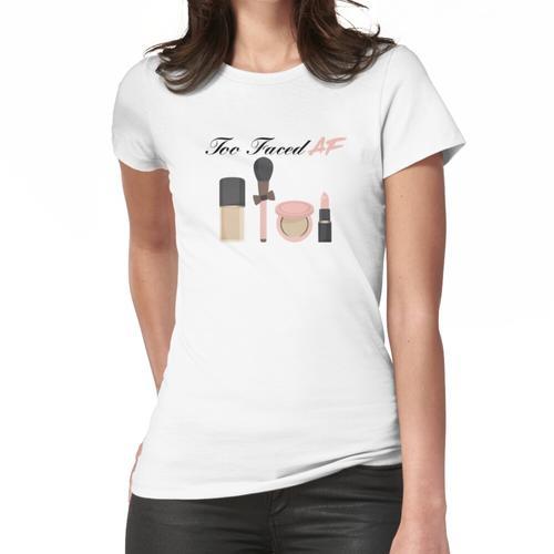 Zuvielem AF Frauen T-Shirt