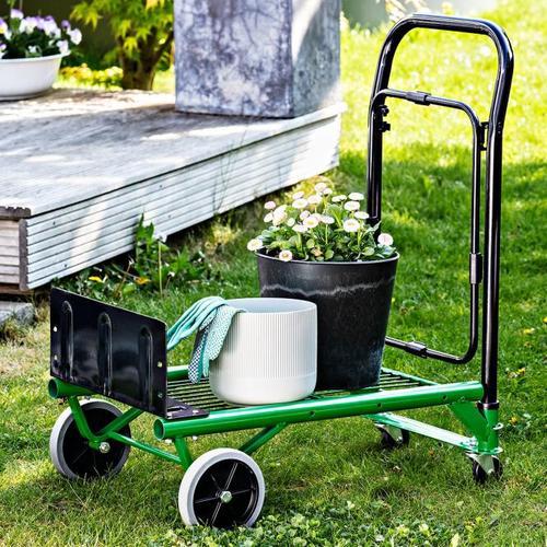 Gartenwagen Multi, Rollwagen & Sackkarre, Belastbar bis 100 kg