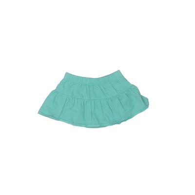 Tea Skirt: Green Skirts & Dresse...