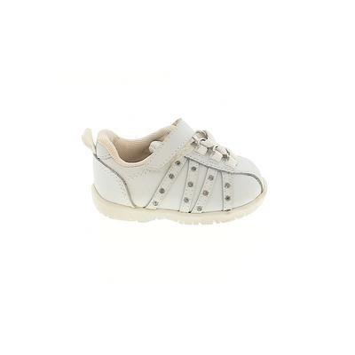 Healthtex Sneakers: White Solid ...