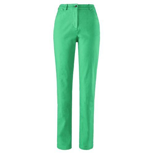 Avena Damen Powerstretch-Hose Feminin Grün