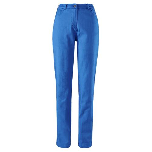 Avena Damen Powerstretch-Hose Feminin Blau