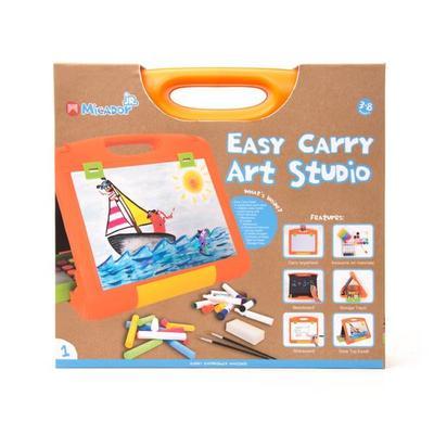 MICADOR - Jr Easy Carry Art Studio
