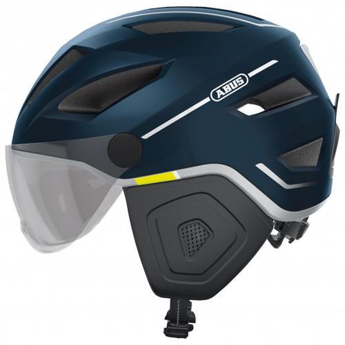 ABUS - Pedelec 2.0 Ace - Radhelm Gr 52-57 cm - M schwarz/blau/grau