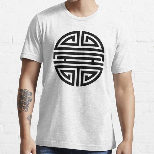 Langlebigkeit Shou Essential T-Shirt