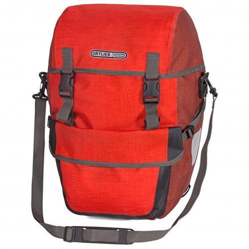 Ortlieb - Bike-Packer Plus - Gepäckträgertaschen Gr 21 l rot