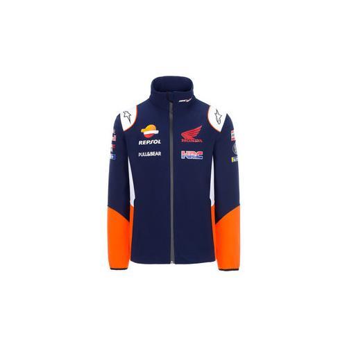 Honda Repsol Teamwear Jacke weiß M