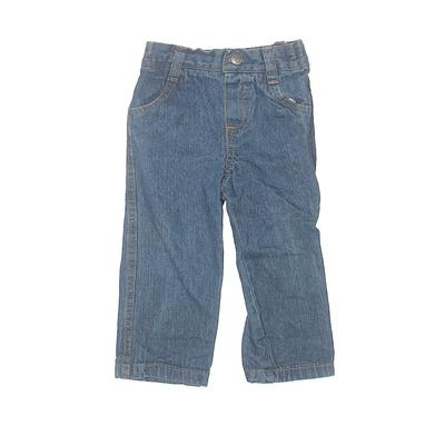 Jeans - Elastic: Blue Bottoms - ...