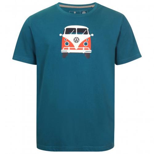 Elkline - Methusalem - T-Shirt Gr 3XL;L;M;S;XL;XXL blau/schwarz