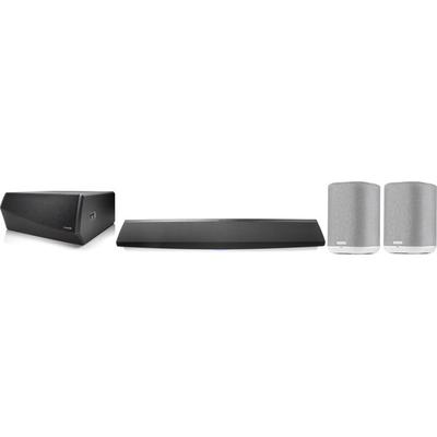 Denon HEOS Bar.Sub.Surround-WH 5.1 channel Home theater sys