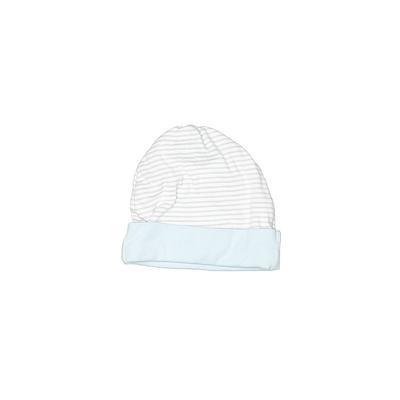 Beanie Hat: Gray Stripes Accesso...