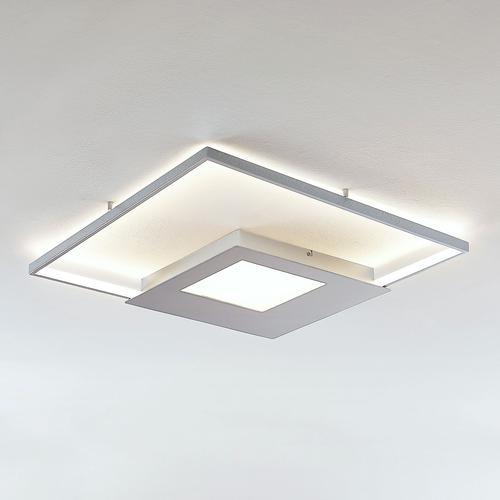 LED-Deckenlampe Anays, eckig, 62 cm