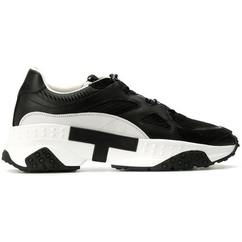 Tod's Zweifarbige Sneakers