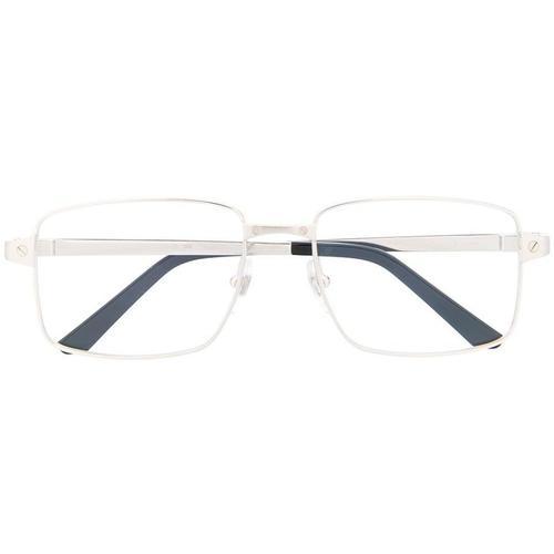 Cartier Brille mit Schrauben
