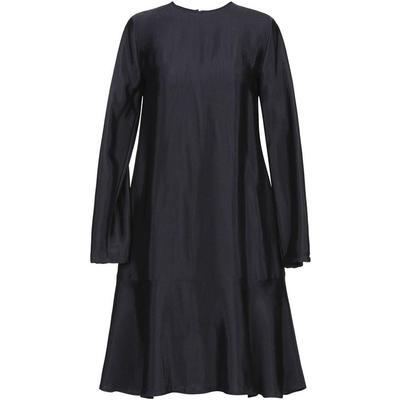 ODEEH Knielanges Kleid