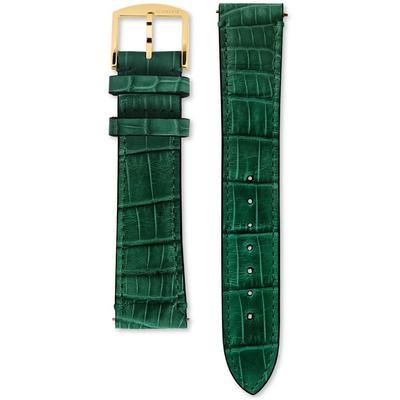 Gucci Grip Armband aus Alligatorleder, 38 mm