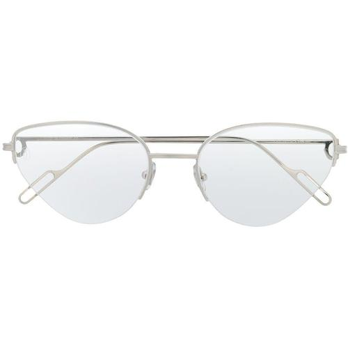 Cartier Cat-Eye-Sonnenbrille