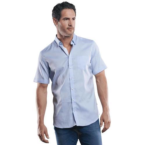 100% bügelfreies Hemd Engbers Hellblau