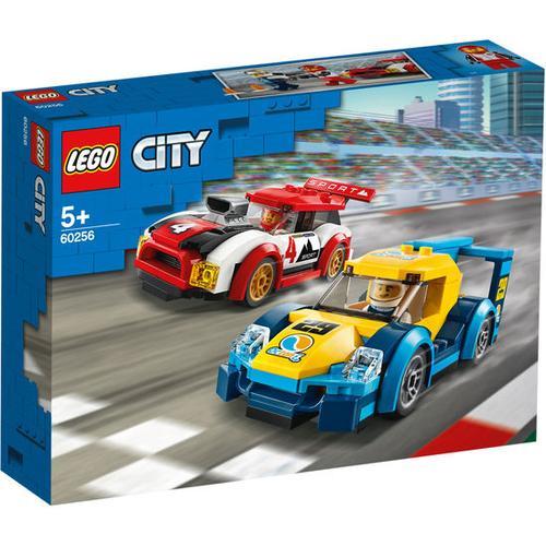 LEGO® City 60256 Rennwagen-Duell, bunt
