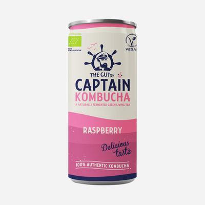 Captain Kombucha Captain Kombucha