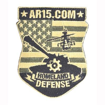 Ar15.Com Patches - Homeland Defe...