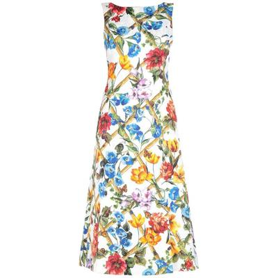 Dolce & Gabbana Midi-Kleid