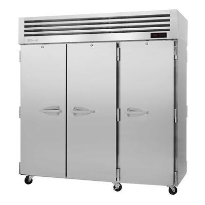 Turbo Air PRO-77H-PT Full Height Pass Thru Mobile Heated Cabinet w/ (9) Shelves, 208v/1ph