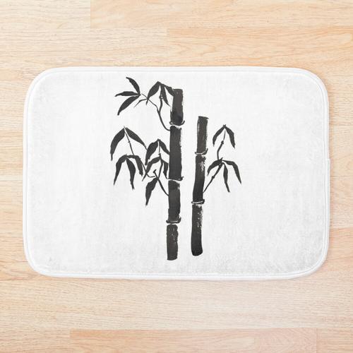 Bambus Badematte