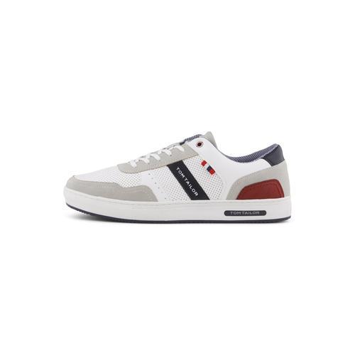 TOM TAILOR Herren Sneaker, blau, Gr.44