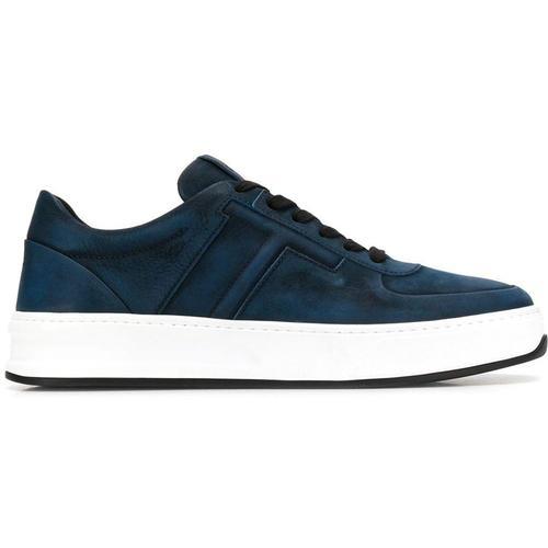 Tod's Sneakers mit seitlichem T