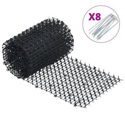 vidaXL Répulsif pour animaux 400 x 30 cm PP