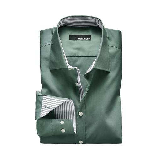 Mey & Edlich Herren Dynamic-Shirt grün 40, 41, 42, 43, 44, 45, 46
