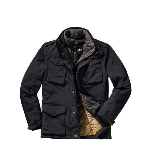 Schott Herren Fieldjacket schwarz 3XL, L, M, S, XL, XXL