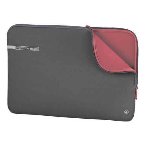 Notebook-Sleeve »Neoprene - 15,6'' (grau)» grau, Hama, 41.5x29.5x3 cm