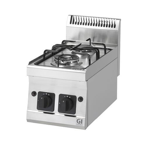 GI 600 TL Gaskocher 2 Brenner