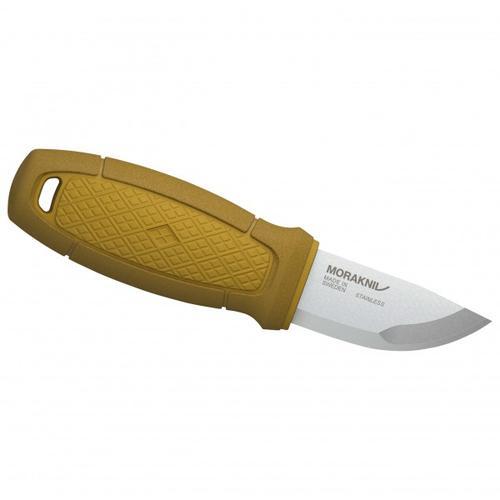 Morakniv - Eldris Neck Knife + Feuerstarter - Messer Gr 5,6 cm gelb