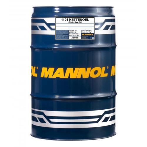 60 Liter Fass Mannol Kettenöl Haftöl Für Kettensäge Ko17201