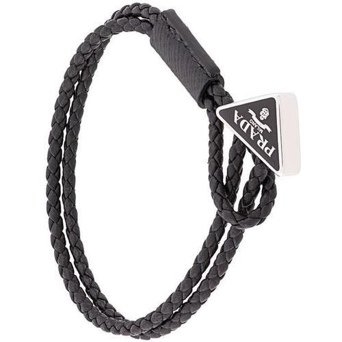 Prada Geflochtenes Armband